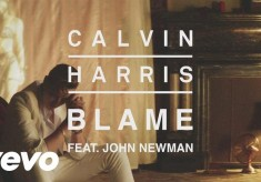 Calvin Harris - Blame feat. John Newman