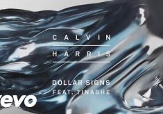 Calvin Harris - Dollar Signs feat. Tinashe