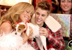 Justin Bieber - All I Want For Christmas Is You feat. Mariah Carey