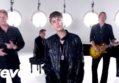 Justin Bieber - That Should Be Me feat. Rascal Flatts