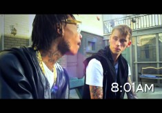 Machine Gun Kelly - Mind Of A Stoner feat. Wiz Khalifa