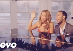 Mariah Carey - When Christmas Come feat. John Legend