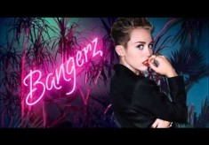 Miley Cyrus - Hands In The Air feat. Ludacris