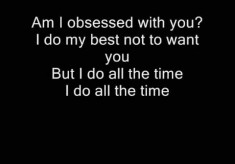 Miley Cyrus - Obsessed