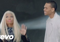 Nicki Minaj - Right By My Side feat. Chris Brown