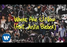 Skrillex and Diplo - Where Are Ü Now feat. Justin Bieber