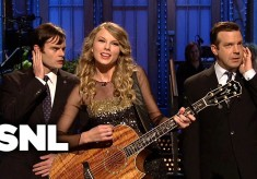 Taylor Swift - Monologue song (Live in SNL)