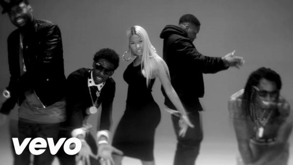 YG - My Nigga (Remix) feat. Lil Wayne, Rich Homie Quan, Meek Mill, Nicki Minaj