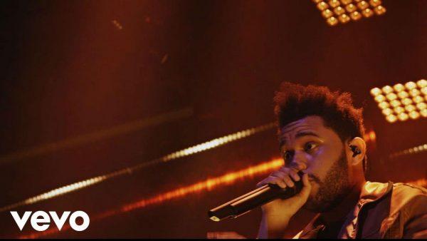 The Weeknd - Sidewalks feat. Kendrick Lamar