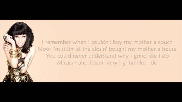 Nicki Minaj - I'm The Best