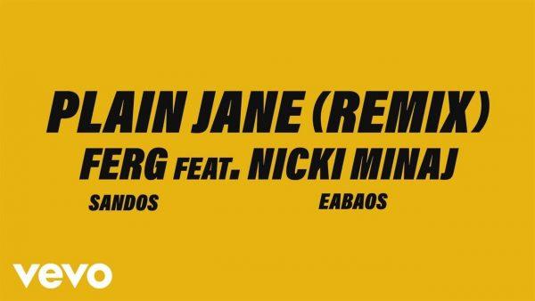 A$AP Ferg - Plain Jane (Remix) feat. Nicki Minaj