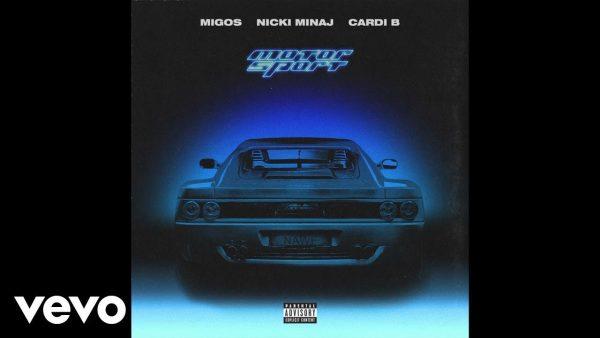 Migos - Motor Sport feat. Nicki Minaj & Cardi B