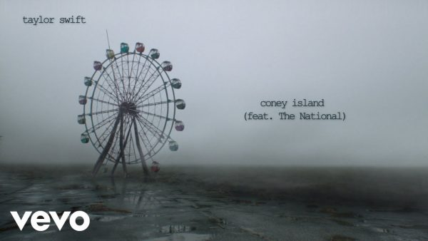 Taylor Swift - coney island feat. The National